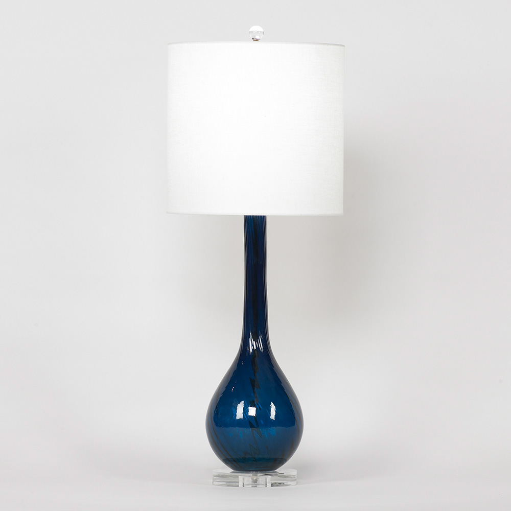 Merlot Table Lamp
